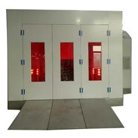 High Quality New Brand 14kW HY-CB40A Car Spray Booths Painting Booths Baking Oven