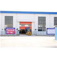 PVC Fabric High Speed Roller Shutter Door for Warehouse