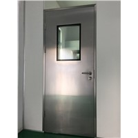 Stainless Steel Clean Room Door