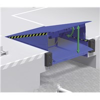 Fixed Hydraulic Storage Loading & Unloading Container Dock Ramps