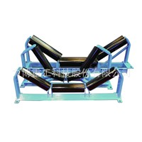 Low-Resistance Life Carrying Return Steel Idler Roller for Conveyor