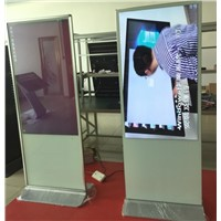 42 Inch Floor Stand Android Touch Digital Signage for Indoor Use
