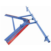 V-Plough Non-Loaded Belt Cleaner/Belt Cleaner Return Cleaner for Conveyor System