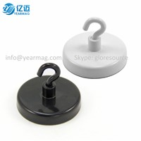 Magnetic Swivel Hook, Strong Powerful NdFeB Magnet Hook Customized