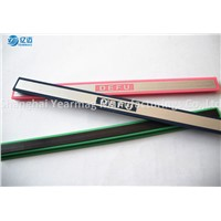 Custom Made Magnetic Ruler for Whiteboard, Magnetic Tape on Whiteboard, Fridge Magnet Type Plastic Cover Strip on Board
