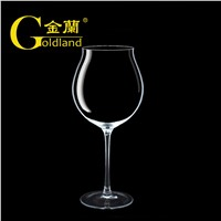 Hand Made Crystal Red Wine Goblets Stemware Glasses