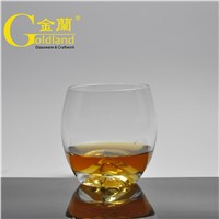 Custom Whisky Glass Cup Crystal Rock Glasses Hand Made Shot Glsses