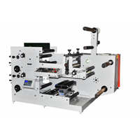 2 Color LC-320 Flexographic Printing Machine