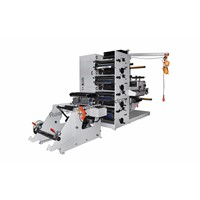 4 Color LC-4320 Flexographic Printing Machine
