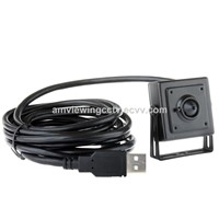 1.3MP 960P USB Atm Machine Hidden Camera, USB 2.0 Pinhole Camera for Bank Atm, Plug & Play