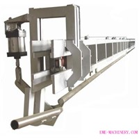 Cattle Carcass Processing Convey Machine