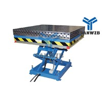 Hydraulic Lifting Welding Table Plarform 2D 3D