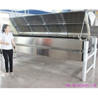 Poultry Carcass Horizontal Plucking Machine