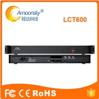 AMS-LCT600 Novastar Sending Card Box Support MSD600 Sending Card Inbuilt Taiwan Meanwell Power Supply