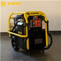 Easy Operated Gasoline Engine Portable Hydraulic Power Station Unit