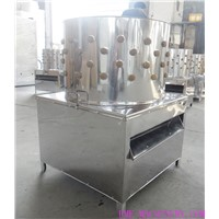 Rotundity Type Poultry Plucking Machine Slaughter House