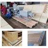 Wood Sawdust Pallet Block Machine