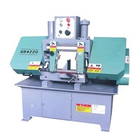 GB4220 Metal Band Sawing Machine