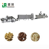 Full Automatic Delicious Snack Food Making Machine