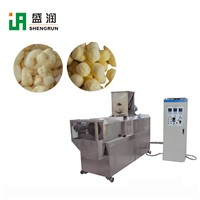 Fully Automatic Puff Snack Food Making Machine