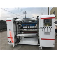 LC-PS 1100 Model Paper Slitting Machine, Label, Al Foil, PE, PVC Etc.