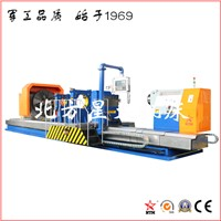 Heavy Duty Horizontal CNC Lathe Machine for Turning Grinding Wheel Turbine Shaft Cylinder(CG61200)