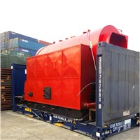 Coal or Wood Pellet Fired Steam Boiler