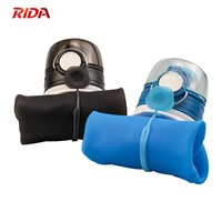 Silicone Water Bottle Travel Sport Bottle