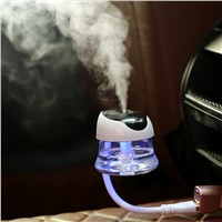 Newest Mini Car Styling USB Portable Air Purify Cool Mist Humidifier