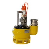 Handheld Deep Well Hydraulic Submersible Centrifugal Trash Pump for Sale