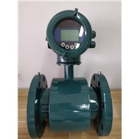 4-20ma Output Digital Sewage Waste Water Electromagnetic Flowmeter