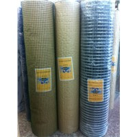 GALVANIZED /PVC COATED /G. I/S. S WELDED MESH ROLL
