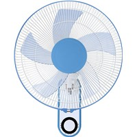China Wall Fan 5 Blade White Color Wall Fan Fw40-802