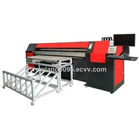 2500AF-6PH Digital Inkjet Printer Corrugated Carton Box/Corrugated Pizza Box Digital Inkjet Printing Machine