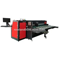 2500AF-6PH Cost-Effective Corrugated Cardboard Box Inkjet Printer/Bar Code Inkjet Printer/Inkjet Digital Printer