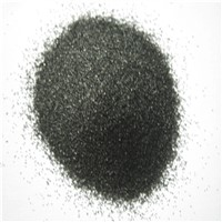 Black Silicon Carbide/ Carborundum 60# 80# for Marble Carving/ Etching Marble Or Glass