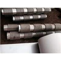 Metal Bellows for Compensator Corrugated Pipe Flexible SS304 DN450 PN10 Bar Single Wall
