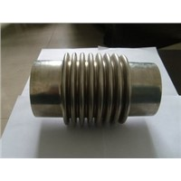 Metal Bellows for Compensator Corrugated Pipe Flexible SS304 DN50 PN10 Bar Single Wall