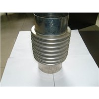 Metal Bellows for Compensator Corrugated Pipe Flexible UNS N08825 DN15 PN10 Bar Single Wall