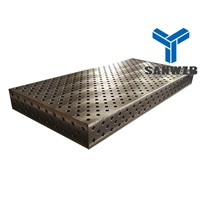 5 Holes Welding Table 3D Fixtures Jigs
