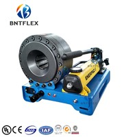 China BNT30A 1 Inch Manual Hose Crimping Machine