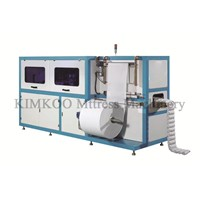 High-Speed Automatic Pocket Spring Machine (120spring/Min)