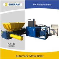 UK Baling System | Automatic Used Beverage Cans Metal Baling Machine