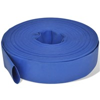 "50M 2"" PVC Layflat Water Delivery Hose"
