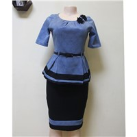 Formal Business Dress Office Lady Formal Dress