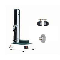 5KN Tensile Srength Testing Machine, Single Column Tensile Tester for Lab