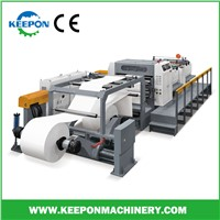 SM Model Paper Roll to Sheet Cutting Machine