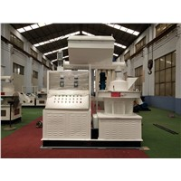 Full Automatic High Quality Hot Sale Small Wood Pellet Mill, Biomass Wood Pellet Mill