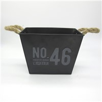 Metal Flower Pot China Supplier