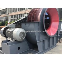 4-72 Series B Type CE Proved Centrifugal Industrial Dust Removal Anti Corrosion Anti Explosion Ventilation Fan